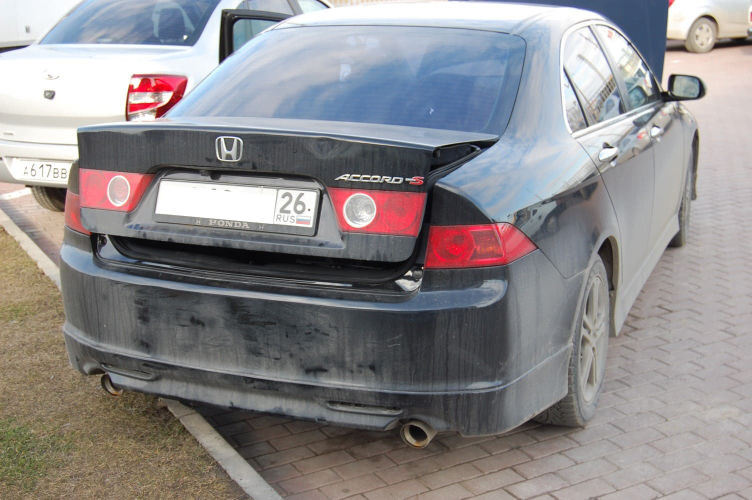 Honda Accord 7 (2002-2006) 2.4 л.